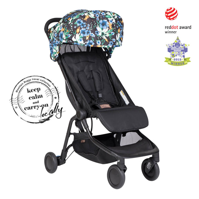 mountain buggy nano travel buggy red dot award winner in year of rat colour_year of rat