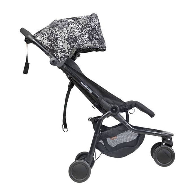 mountain buggy nano travel buggy in year of pig colour has EVA wheel kerb pop_year of pig