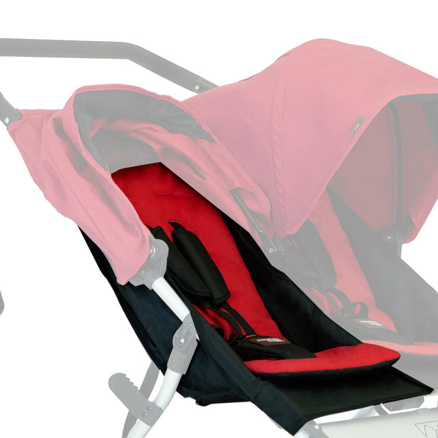 2014-2016 duet™ buggy right seat fabric