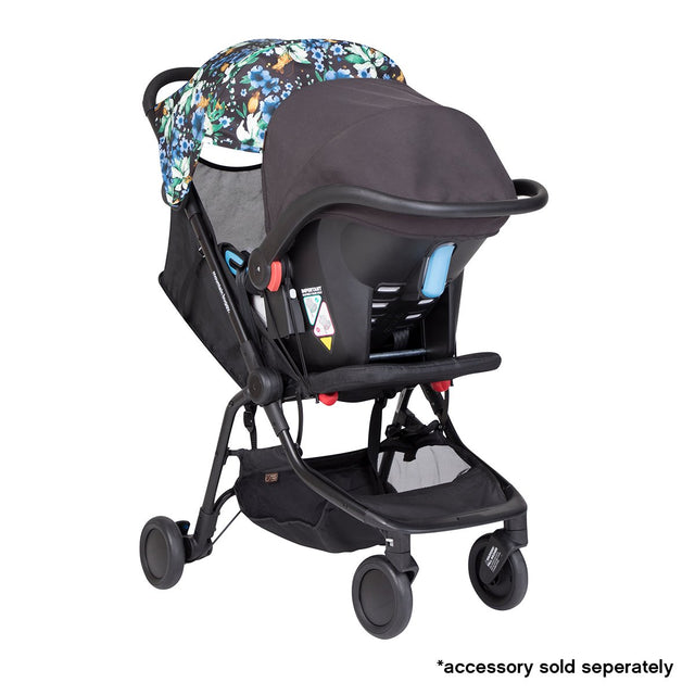 mountain buggy nano travel buggy in year of rat colour with protect baby capsule for newborns_year of rat