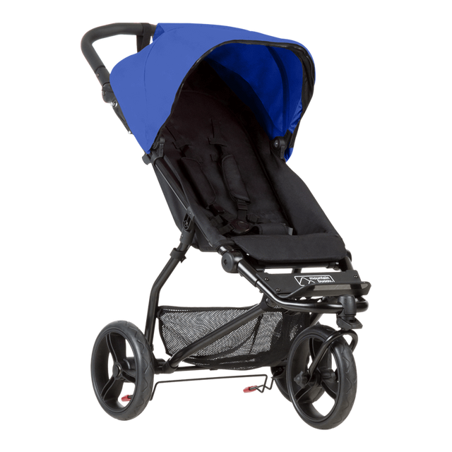 Mountain Buggy mini stroller in royal blue colour_royal