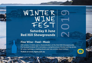 Come and see us at the Winter Wine Festival this weekend