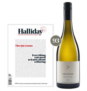Halliday's Staindl Wines 2016 Riesling Review