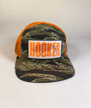 "Load image into Gallery viewer, ""Hooker"" in Tiger Camo"