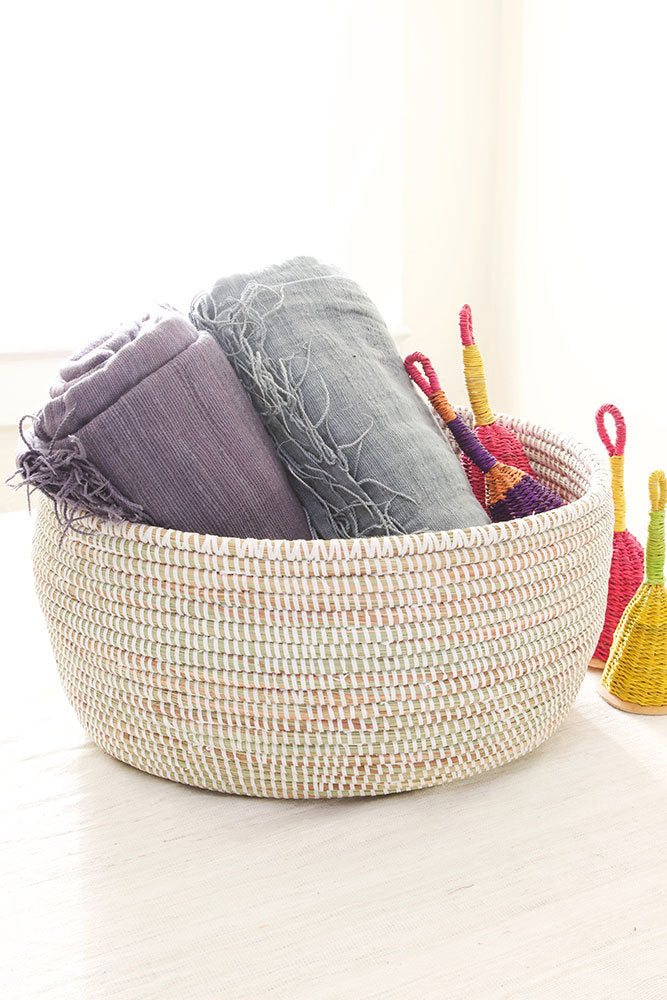 Sewing and Organizing Basket