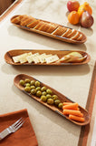 Three Piece Baguette Trays