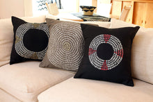 Load image into Gallery viewer, Zambian Hand Painted Pillow Covers