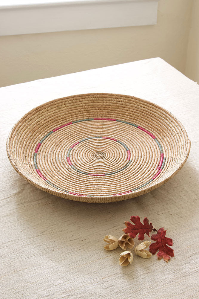 Date Palm Basket