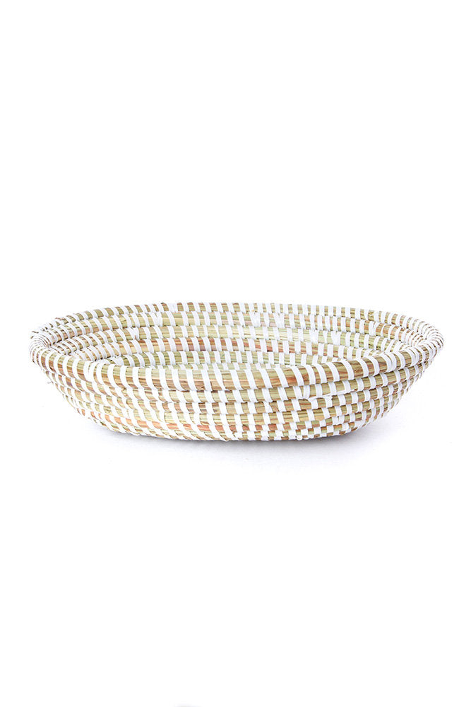 Oval Table Top Basket