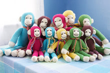 Load image into Gallery viewer, Knitters Angel Cotton Monkeys