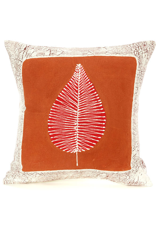 Fall Is Here Hand Painted Pillow Cover