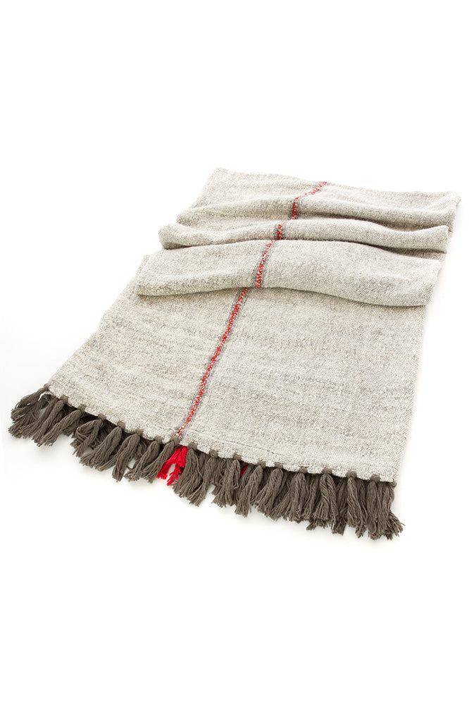Cotton & Silk Estella Throw