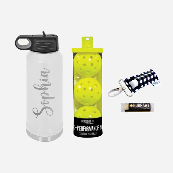 Personalized Pickleball Gift Set for Her