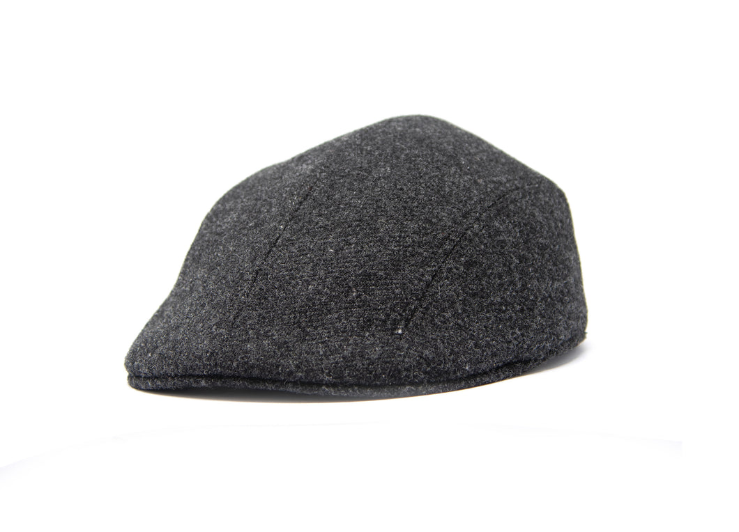 VAQUERA  CAP - wool - grey
