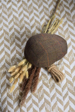 Load image into Gallery viewer, VAQUERA  CAP - wool - brown patterned