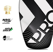 FLEX-GXPRO Shin Guards-Pads Black