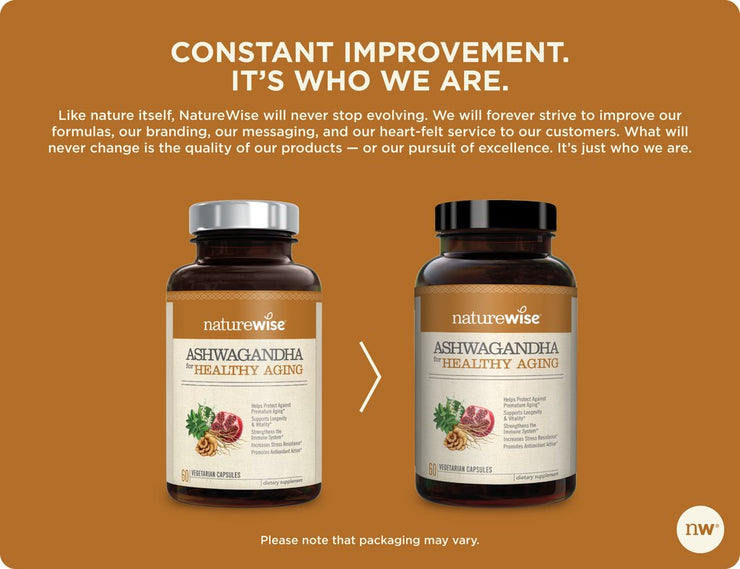 Ashwagandha for Healthy Aging