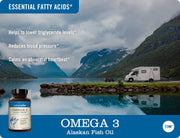Omega-3 Alaskan Fish Oil