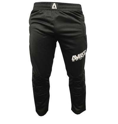 Exo-Skel Full Keeper Pants Padded Black - GOLUREMI