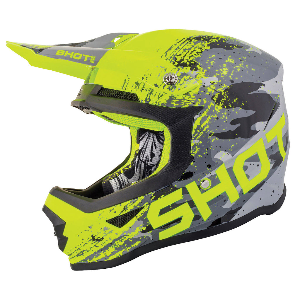 Shot Furious Counter MX Helmet