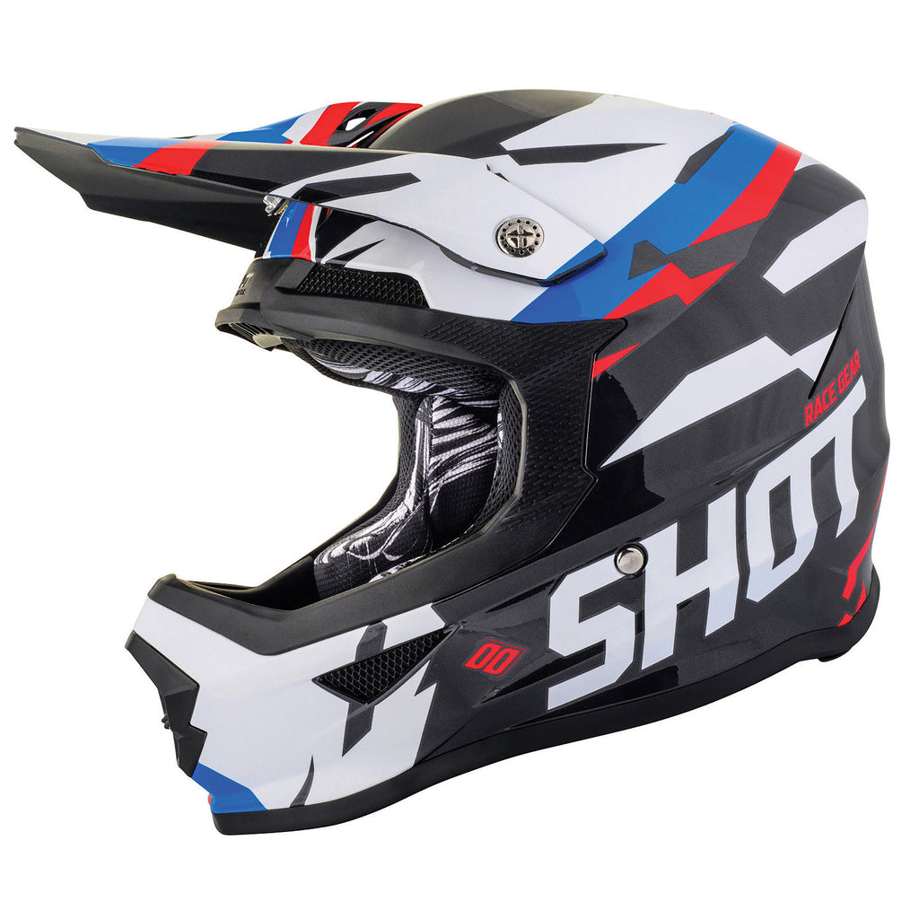 Shot Furious Score MX Helmet
