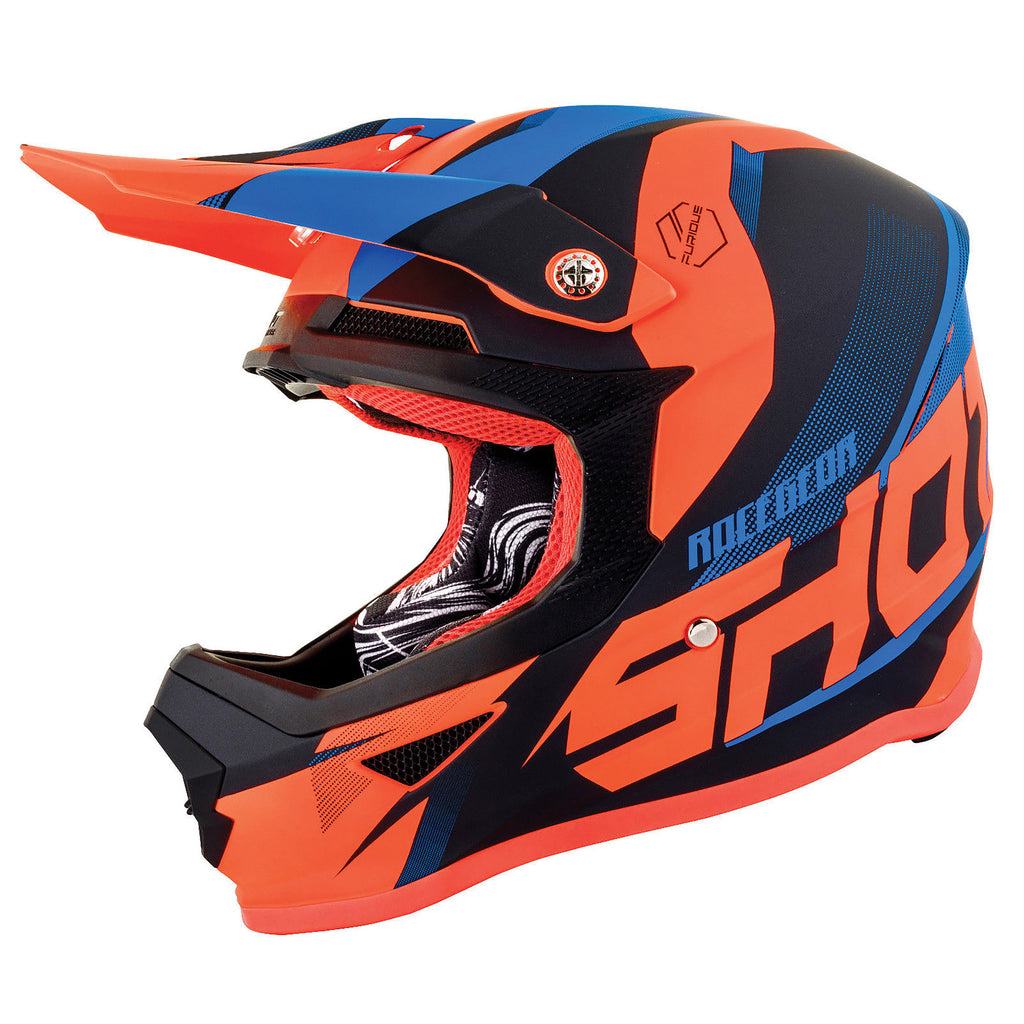 Shot Furious Ultimate MX Helmet