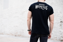 Load image into Gallery viewer, Blackout Chopper Heavy Cotton T-Shirt