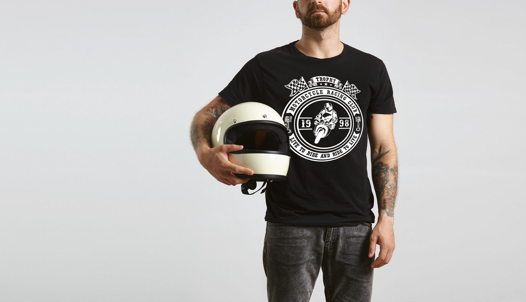Trophy Racing Club Heavy Cotton T-Shirt