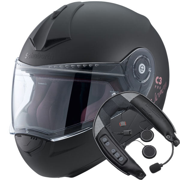 Schuberth C3 Pro Woman & SRC Bluetooth