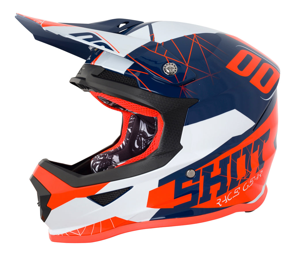 Shot Furious Spectre MX Helmet