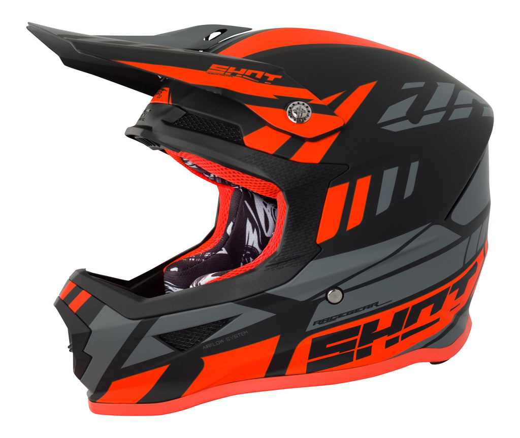 Shot Furious Riot MX Helmet