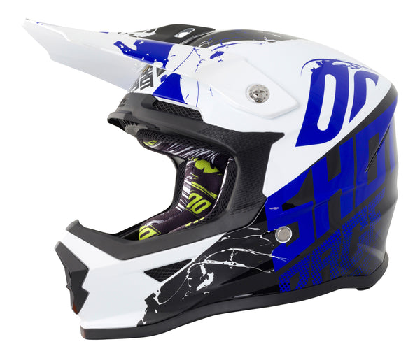 Shot Furious Venom Kids MX Helmet
