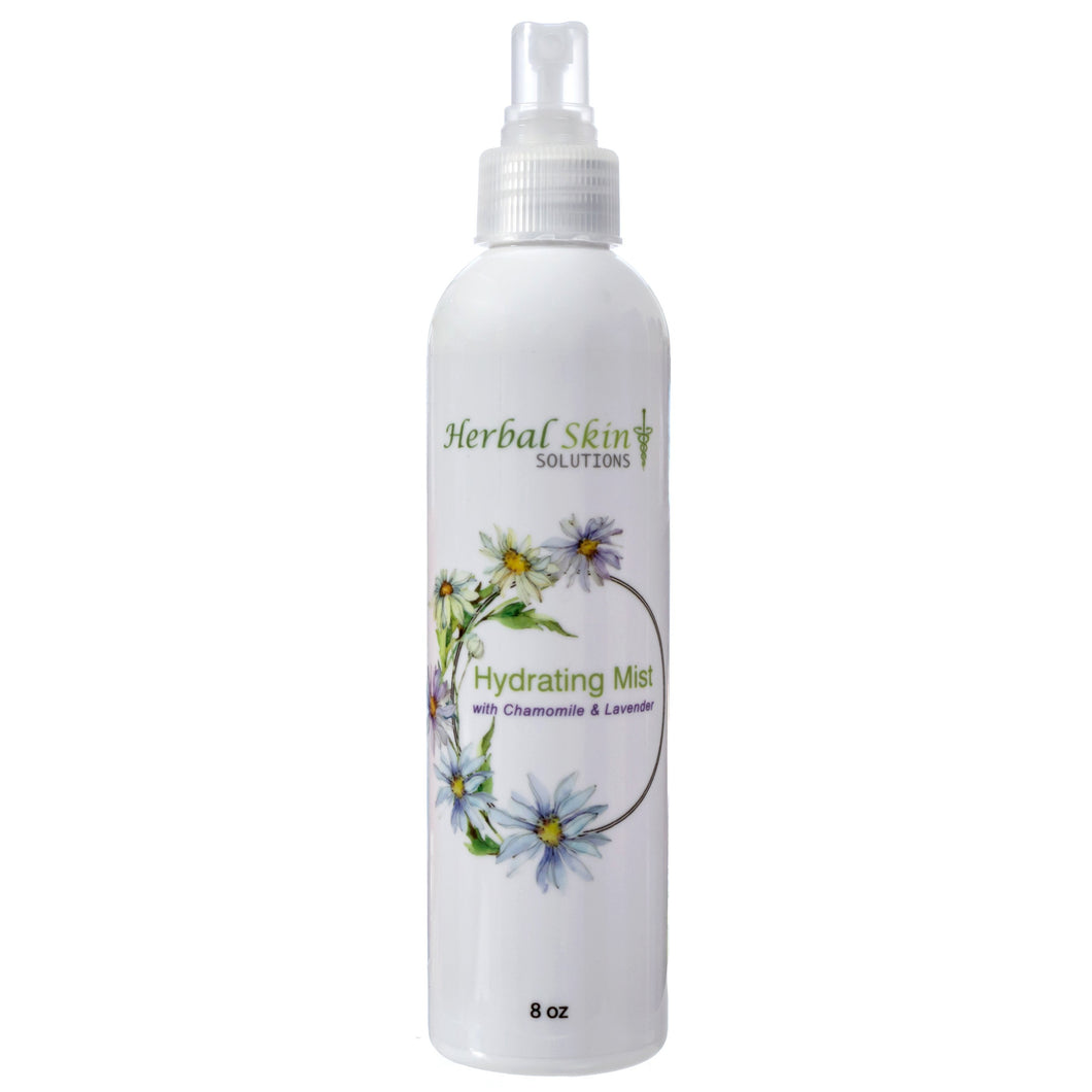 Hydrating Mist with Chamomile and Lavender