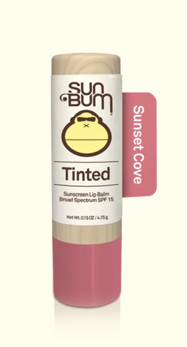 Sunset Cove Tinted SPF 15 Lip Balm