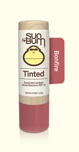 Bonfire Tinted SPF 15 Lip Balm