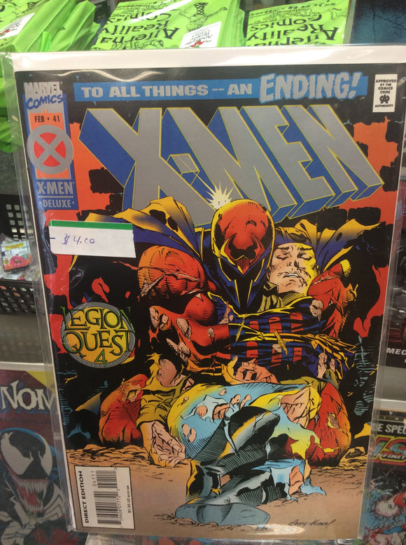 X-Men Back Issues (All Eras!)