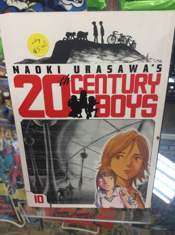 20th Century Boys (Vol.10)