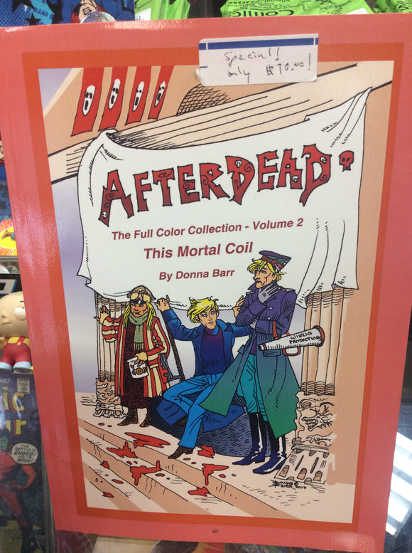 Afterdead Full Color Collection Vol.2 This Mortal Coil