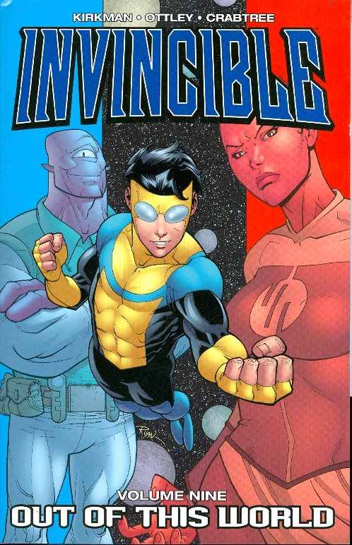 Invincible Tp Vol 09 Out Of This World (C: 0-1-2)