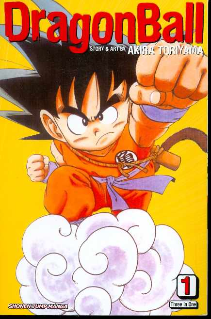 Dragon Ball Vizbig Tp Vol 01