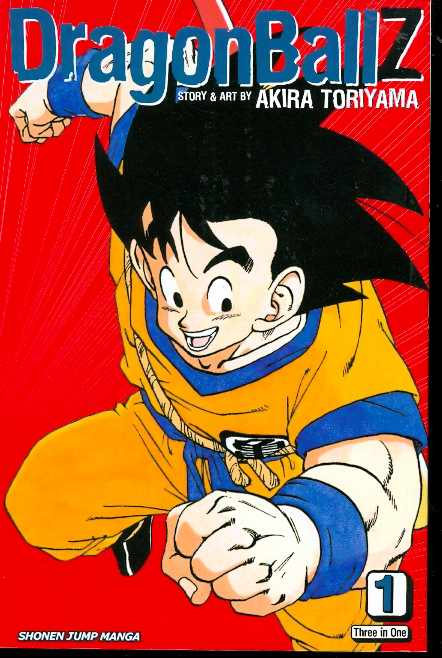 Dragon Ball Z Viz Big Ed Gn Vol 01
