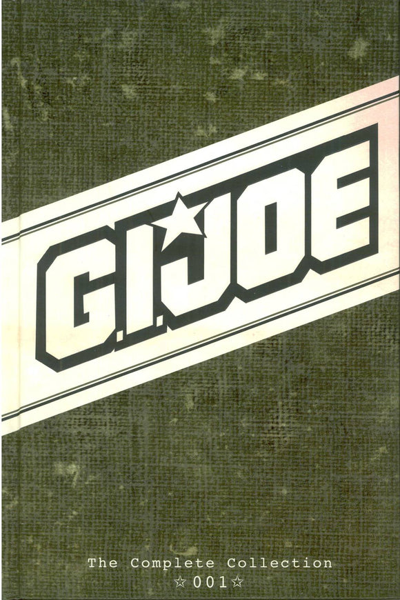 Gi Joe Complete Coll Hc Vol 01