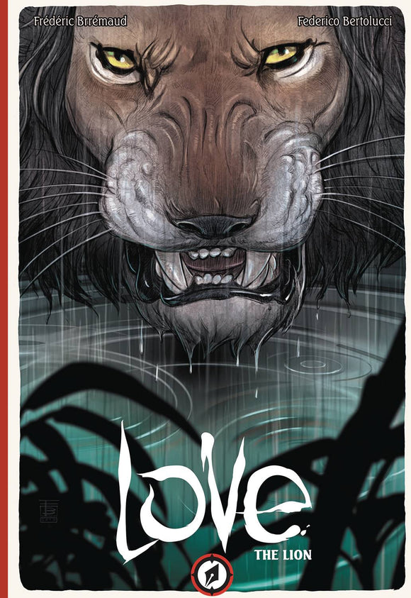 Love Hc Vol 03 The Lion