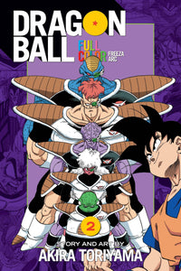 Dragon Ball Full Color Freeza Arc Tp Vol 02