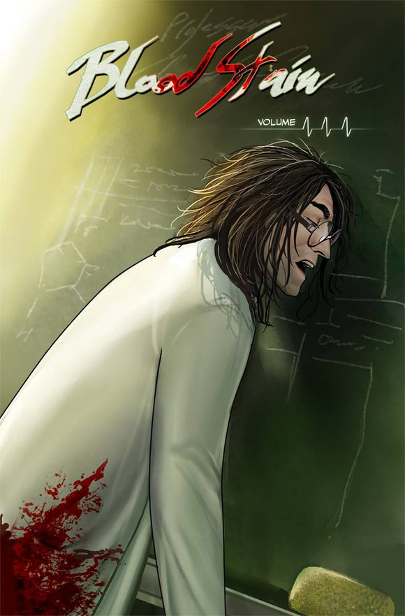 Blood Stain Tp Vol 03
