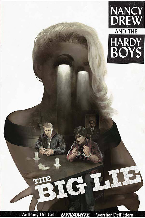 Nancy Drew Hardy Boys Tp The Big Lie