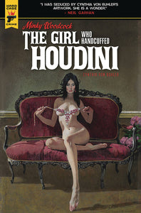 Minky Woodcock Girl Who Handcuffed Houdini Hc