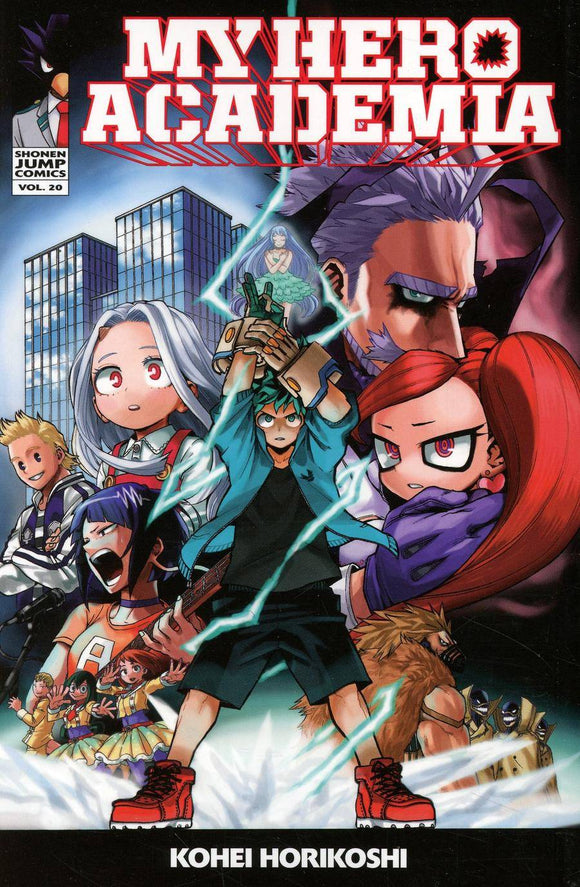 My Hero Academia Gn Vol 20