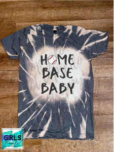 S - Home Base Baby - Bleached