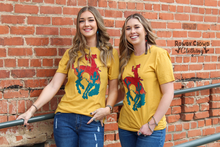 Load image into Gallery viewer, Bowie Bronc Tee